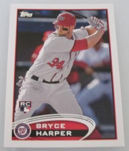 2012 Topps Mini Bryce Harper