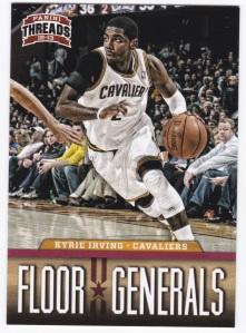 2012-13 Panini Threads Kyrie Irving Floor Generals