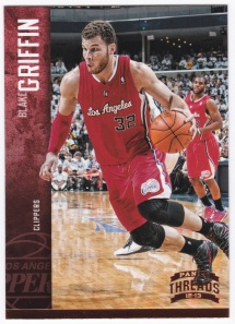 2012-13 Panini Threads Blake Griffin