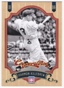 2012 Panini Cooperstown Harmon Killebrew