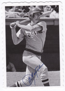 2012 Topps Archives Carl Yastrmzeski