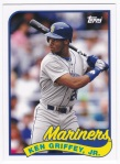 2012 Topps Archives Ken Griffey Jr. SP