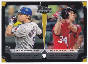 2012 Bowman Draft Picks & Prospects Harper & Hamilton