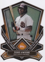 2013 Topps Cut to the Chase Tony Gwynn