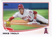 2013 Topps Mike Trout