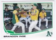 2013 Topps Brandon Inge